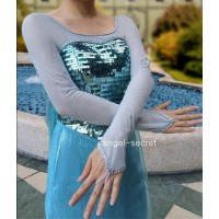 800c elsa corset with shirt only.