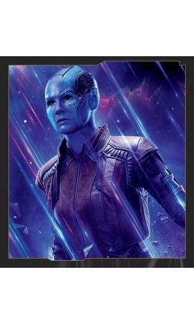 A021 Marvel Comics The avengers endgame nebulae cosplay costumes
