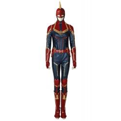A026Marvel Captain Marvel Carol Susan Jane Danvers cosplay costume