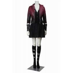 A028 The Age of Ultron scarlet Witch costume