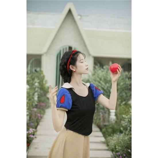BM37 Disney bound Snow White dress like Disney character