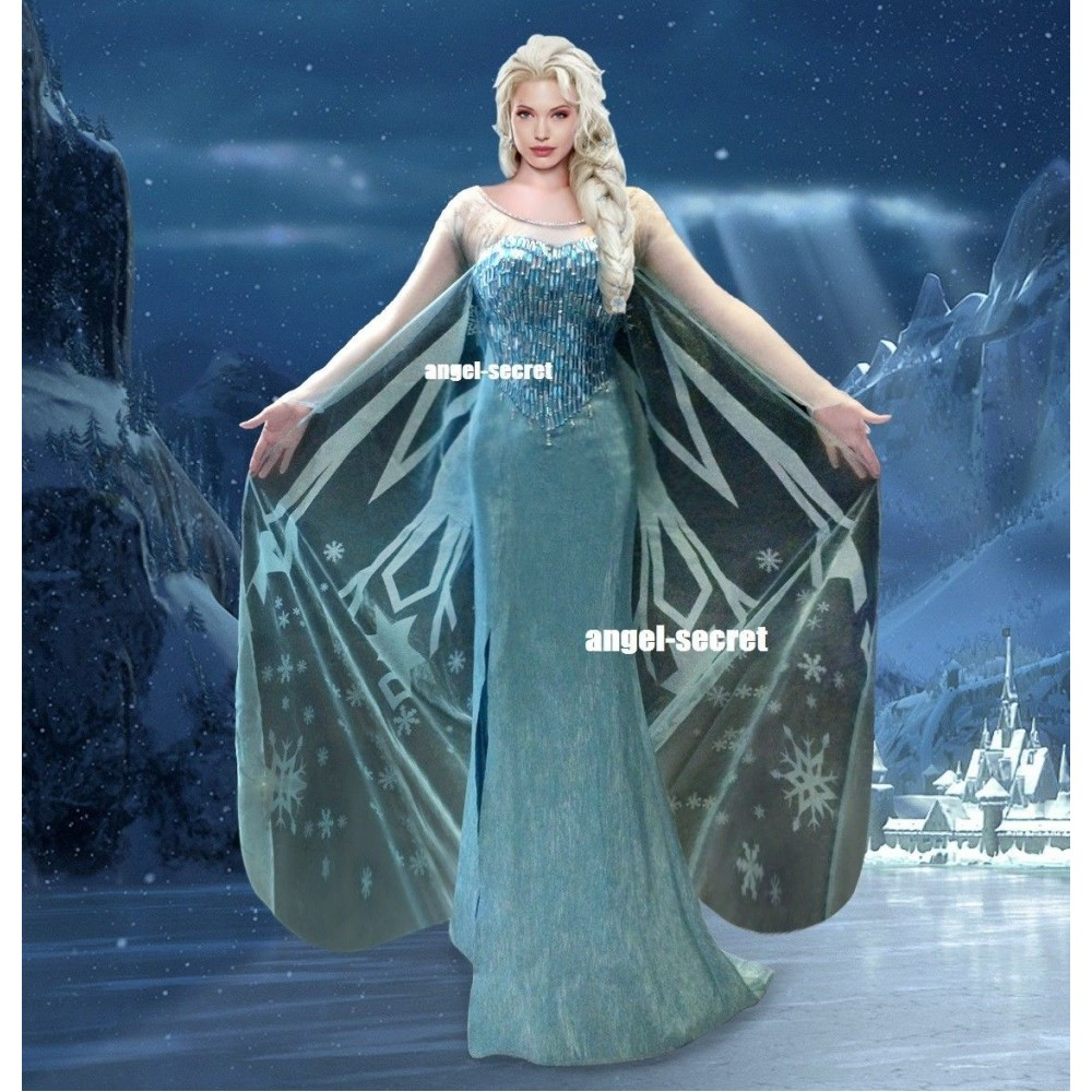 Frozen Corset Dress