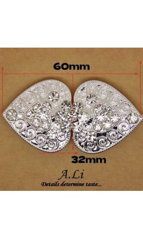 CLS metal clasp for