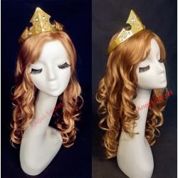 CR53 sleeping beauty crown Aurora princess cosplay women