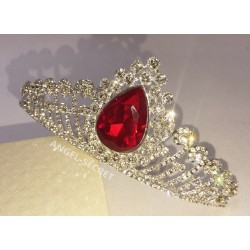 CR60 crown for Princess Elena of Avalor Costume tiara cosplay face charactor