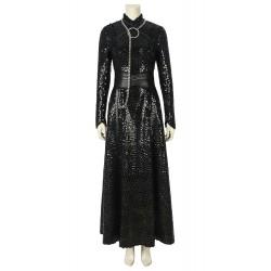 GT011 Game of Thrones season8 cosplay Sansa Stark coronation costumes