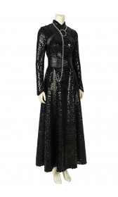 GT011 Game of Thrones season8 cosplay Sansa Stark coronation costumes