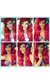 Ariel Cosplay Costume