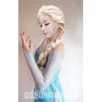 J767WC Elsa dress without cape