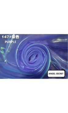 MAT12 cinderella dress material Inspired Iridescent Crystal Organza Fabric BY yard