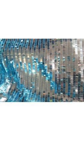 MAT23 Sparkly Rectangular Sequins