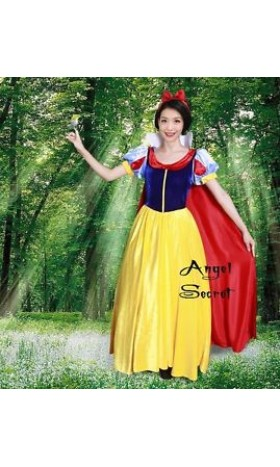 P130  Princess snow white Costume