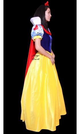 P130  Princess snow white Costume