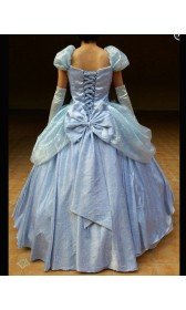 P159 Cinderella new park version costume made cosplay dress