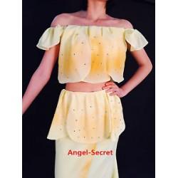 P260 iridessa costume orange yellow fairy