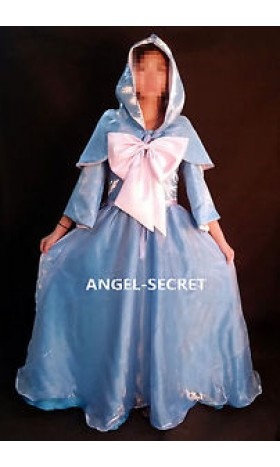 P288 NEW fairy god mother cinderella dress
