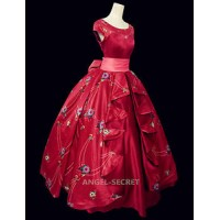P310 elena costume movie cosplay princess party corset dress custom made