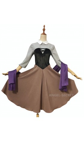 P840 Aurora briar rose costume cosplay princess dress sleeping beauty tailormade