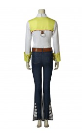 T001  toystory jessie cosplay  costome