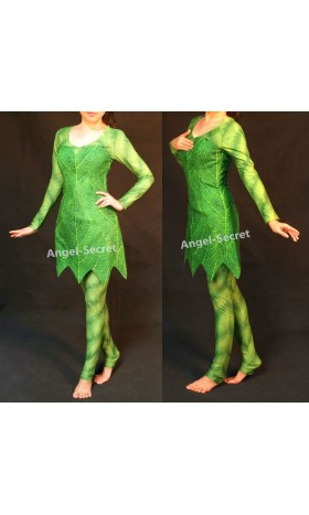 TOP26 Tinkerbell shirt of p456 long sleeves with open to place wings