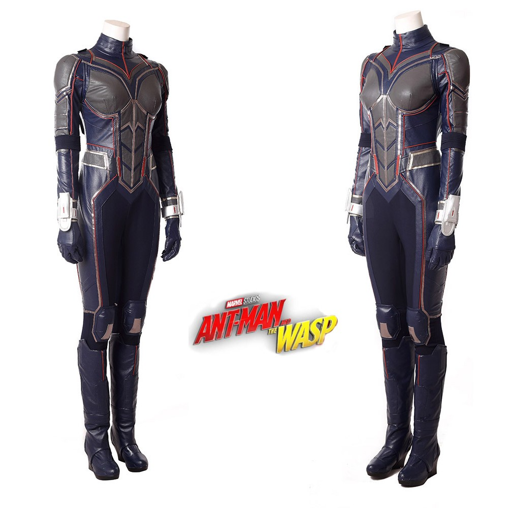 A003 Marvel Comics Ant Man And The Wasp Hope Pym Hope Van Dyne Cosplay Costumes