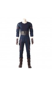 A005 Marvel Comics Avengers Infinity War captain america Steve Rogers cosplay costumes