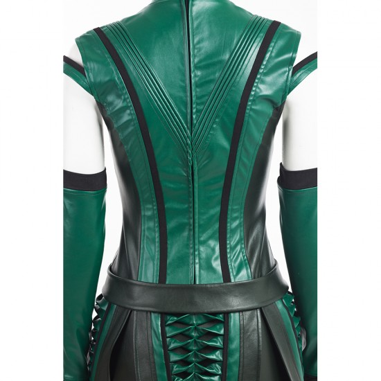 A010 Marvel Comics Avengers Infinity War Guardians of the Galaxy Mantis cosplay costumes