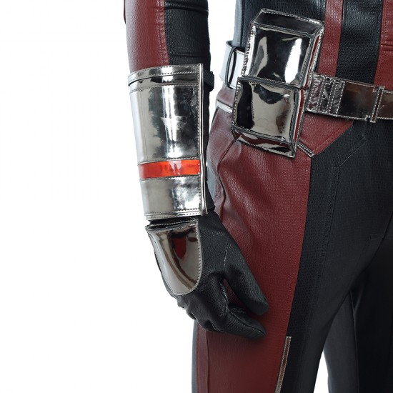 A002 Marvel Comics Ant-Man and the Wasp Scott Lang cosplay costumes