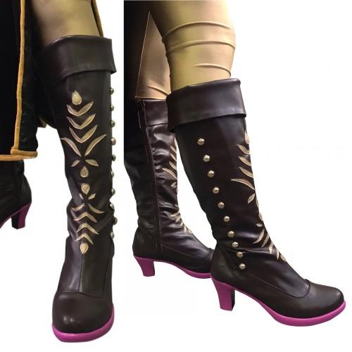 AS05 Frozen2 Anna boots