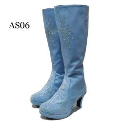 D86 Frozen2 Elsa underdress costume with full rhinestone version