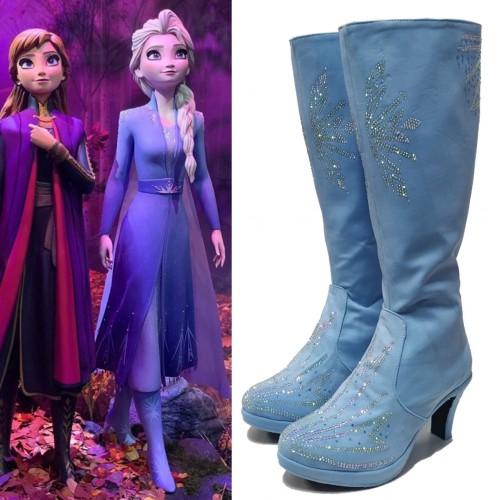 As06 Frozen2 elsa boots