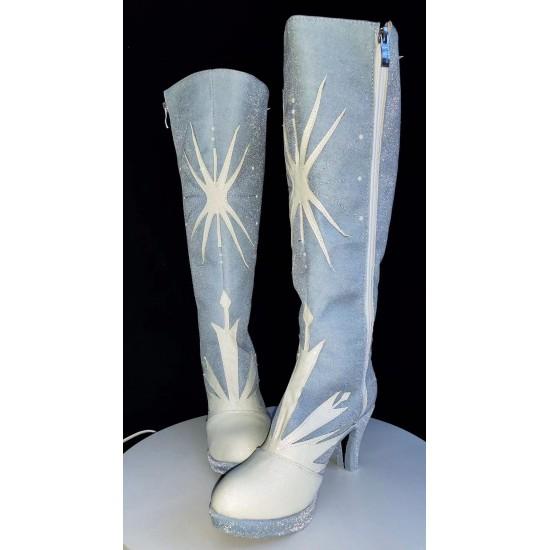 As07 Frozen2 elsa boots
