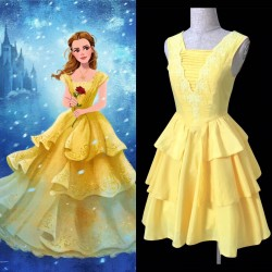 BM110 Belle 2017 yellow dress disneybound