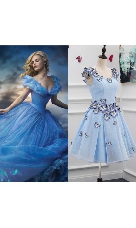 BM143  Disneybound Costume Cinderella dress