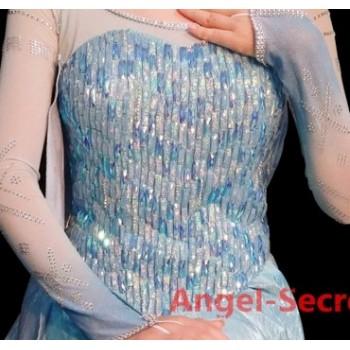 CS999 elsa bodice corset with top sleeves J999