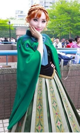 CL10 Anna green cape
