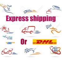 courier fee USD40 for fast shipping
