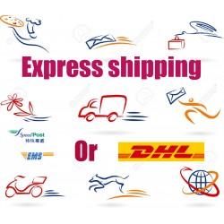 courier fee USD35 for fast shipping