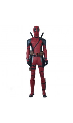 DP001 Marvel Comics Dead pool 2 Wade Wilson Ryan Reynolds X-Force cosplay costumes