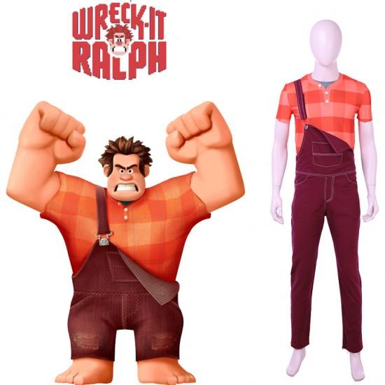Di002 Ralph Breaks The Internet Wreck It Ralph Cosplay Costume