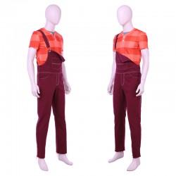 DI002 Ralph Breaks the Internet Wreck-It Ralph cosplay costume