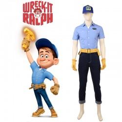 DI003 Ralph Breaks the InternetFix-It Felix cosplay costume