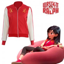 DI004 Ralph Breaks the Internet Mulan jacket costume