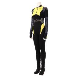 DP004 Marvel Comics Dead pool 2 Negasonic Teenage Warhead X-Force cosplay costumes