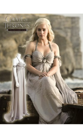 GT002 Game of Thrones Daenerys Stormborn Dany Khaleesi Mhysa The Silver Queen Silver Lady Dragonmother The Dragon Queen