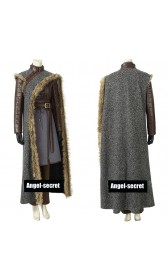GT005 Game of Thrones season8 cosplay Arya Stark costumes