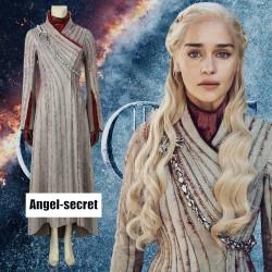 GT006 Game of Thrones season8 Daenerys Stormborn Dany Khaleesi Mhysa The Silver Queen Silver Lady Dragonmother The Dragon Queen
