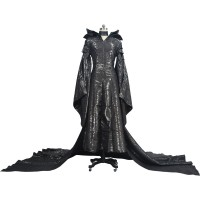 J788 Maleficent  Costume Dress without hat