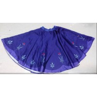 J78n CIRCLE skirt frozen Anna skirt only