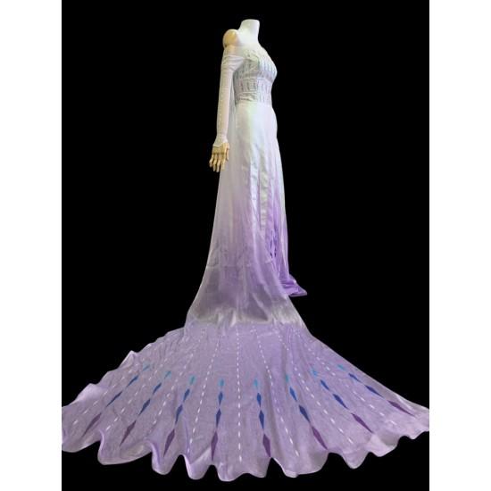 CL908 Frozen2 Elsa show yourself five spirit cape only